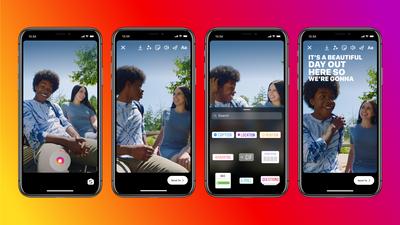 Instagram, Hikayeler ve yakında Reels için bir altyazı seçeneği ekliyor