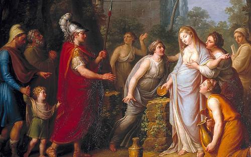 Aeneas Destanı'nda Lavinia olmak!