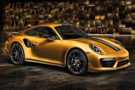 Porsche 2021, 2022, 2023