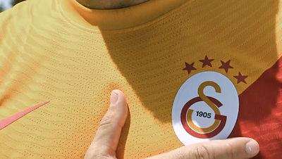 Galatasaray yeni sezon formalarını reklam filmiyle duyurdu
