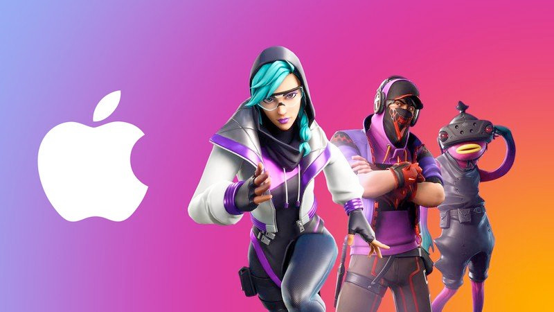 Epic Games, Fortnite oyuncularına Apple'ın politikalarıyla ilgili e-postalar göndermeye başladı