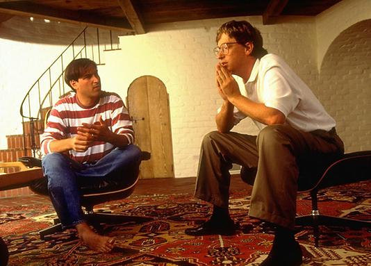 """Bill Gates: """"Dahi"""" Steve Jobs'u """"çok kıskanırdım"""""""