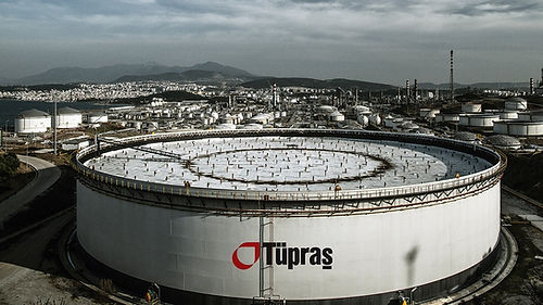 'Tüpraş' İlk çeyrekte 254 Milyon TL yatırım gerçekleştirdi