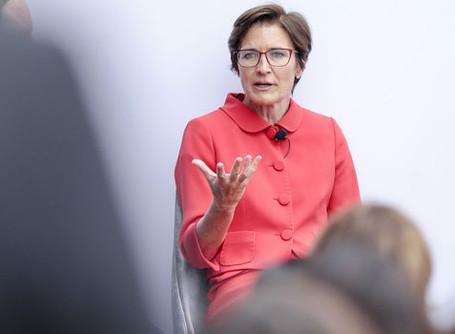 Citigroup CEO'su Jane Fraser, sürdürülebilir başarı hakkında altın öğütler