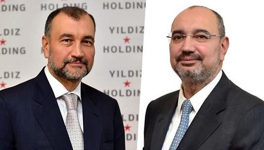 Yıldız Holding'de Bayrak Değişimi