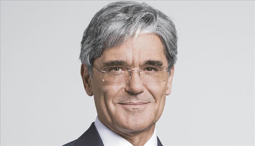 Siemens CEO, Jo Kaeser