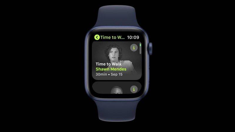 Apple Fitness+ özel konukların sesli hikayeleriyle yakında başlayacak özelliği: Time to Walk