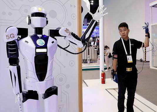 Çin yapay zeka endüstrisi 2020'de yüzde 15,1 büyüdü