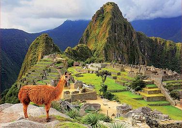 And Dağlarının Gururu: Machu Picchu