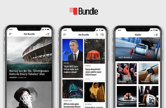 The Brand Planet, Bundle'da yerini aldı