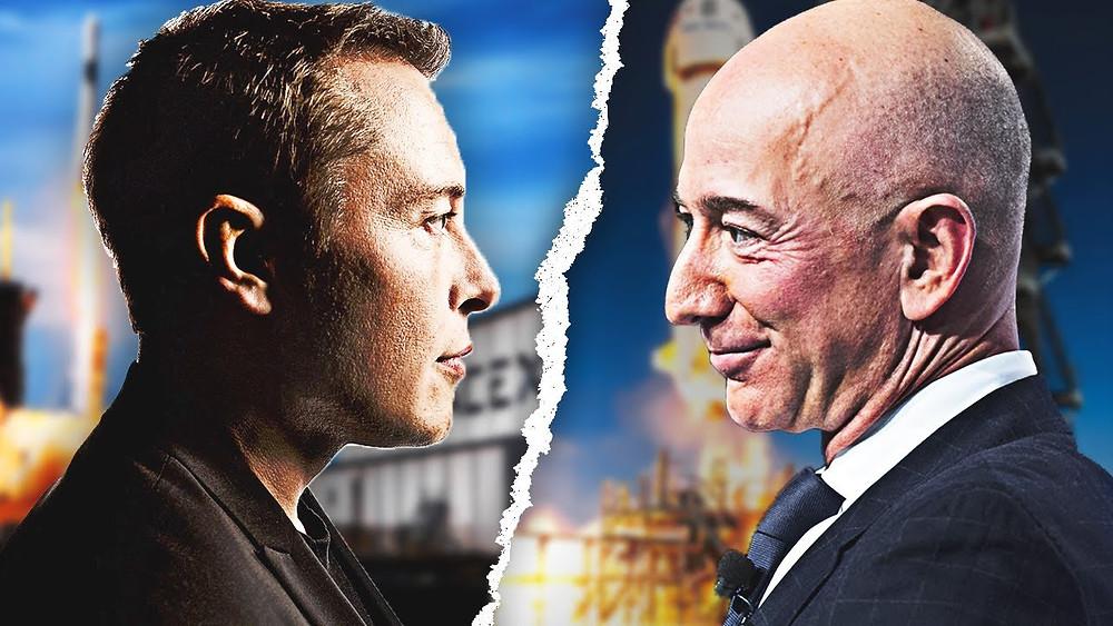 Dünyanın 'En Zengin İnsanı' Elon Musk mı yoksa Jeff Bezos mu?