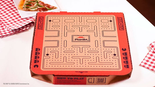 Pizza Hut, AR Pac-Man ile salon deneyimini tekrar canlandırmayı hedefliyor