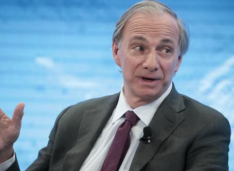 """Milyarder yatırımcı Ray Dalio: Önümüzdeki beş yıl içinde dünya """"şok edici şekillerde"""" değişecek"""