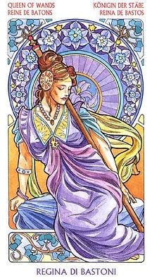 Asa Kraliçesi