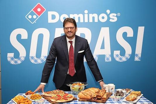 Domino's Türkiye'nin satışları 2019 yılında 845.7 Milyon TL'yi aştı