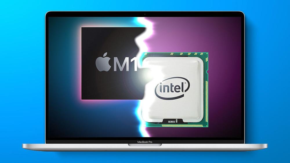 Intel, yeni bir reklam kampanyasında Apple Mac modellerinin sahip olmadığı özellikleri vurguluyor