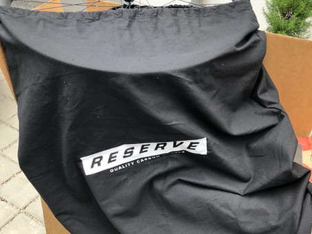 """Santa Cruz Reserve-27 29"""" Carbon Laufradsatz (2Stk) im summer sale!"""
