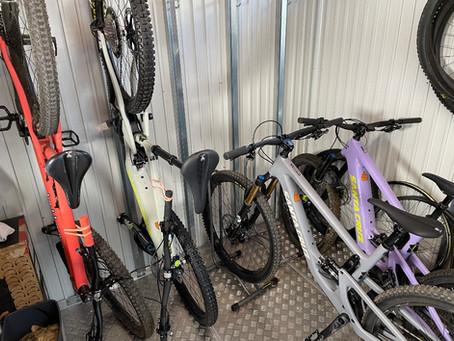 """Aktuelle Demo-Bikes in einem verrückten """"COVID"""" Bike Jahr"""