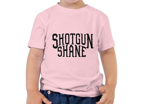 Shotgun Shane Toddler T-Shirt