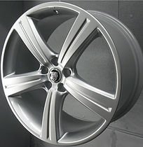 Alloy wheel repair and refurbishment in Wiltshire.