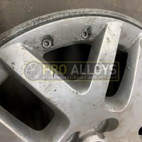Split Rim Alloy Wheel Repair