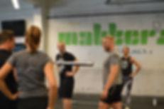 Gruppträning CrossFit