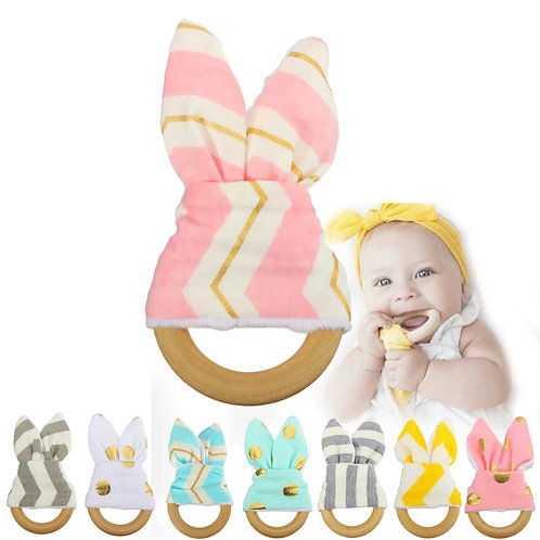 Wooden Teether 🐇ring
