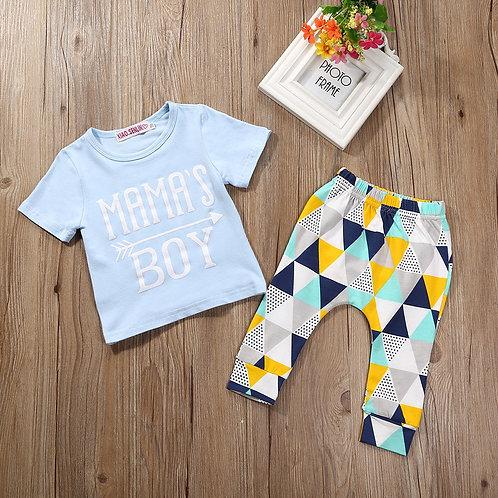 Mama's Boy T-Shirt & Pants