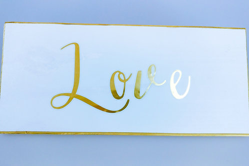 """Love"" Wall Art, Joy's Collections by Crafting a Smile Décor®"