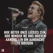 Quote Bono U2