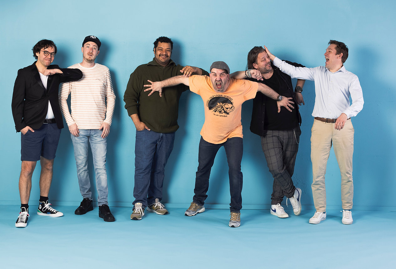 Knock Out Comedy Crew-Nee dat kan echt n