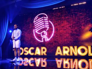 Oscar Arnold te zien in halve finale Holland's Got Talent