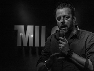 Grappige Zaken presenteert Miles Comedy Night #3