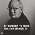 quote Youp van 't Hek