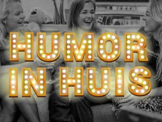 'Humor in Huis' online comedy show