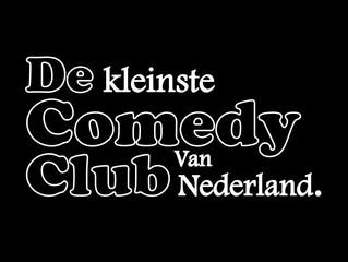 De Kleinste Comedy Club van Nederland on tour