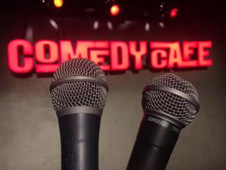 Grappige Zaken gaat Comedy Atelier programmeren voor Comedy Café Amsterdam