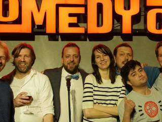 Dutch Roast Battles in Comedy Café Amsterdam
