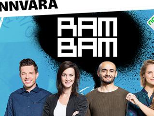 Farbod nieuwe presentator RAMBAM