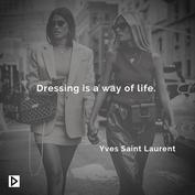 Quote Yves Saint Lauren