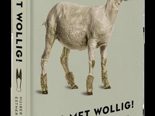 Huibert-Jan van Roest & Esther van der Voort schrijven een boek, 'Weg met Wollig'.