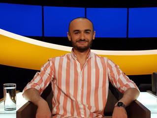 Farbod Moghaddam doet mee aan de Slimste Mens