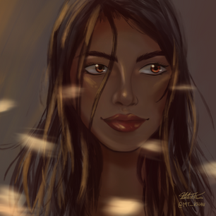 Laia from An Ember in the Ashes