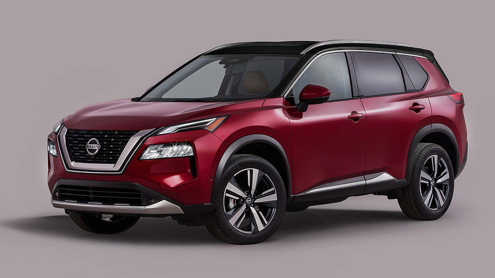 Buy or Lease a 2020 Nissan Rogue