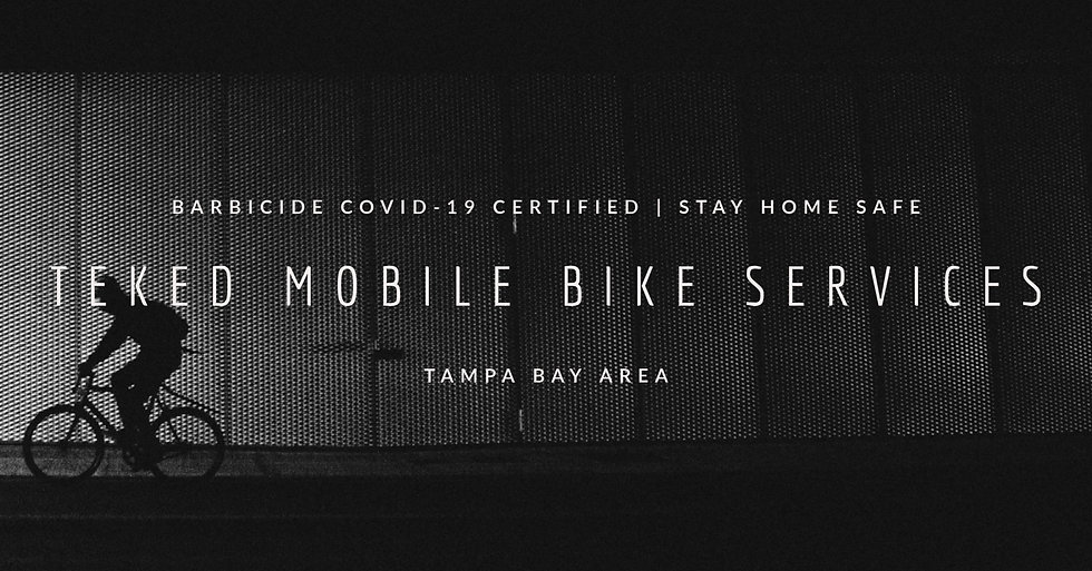 Teked Mobile Bike Services Main Page Covid 19 Certified