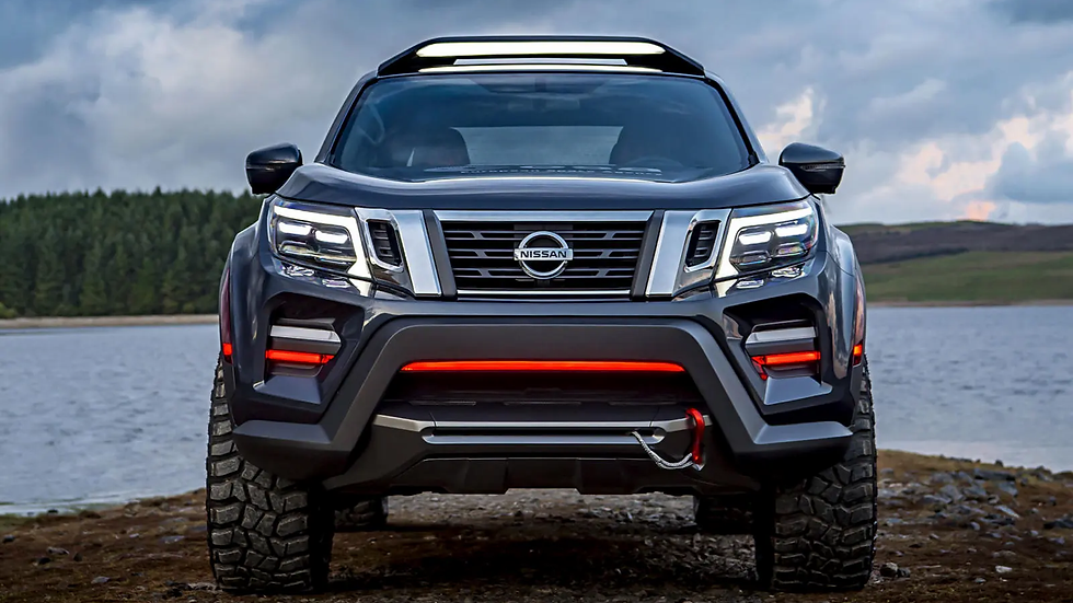Buy or Lease a 2020 Nissan Frontier