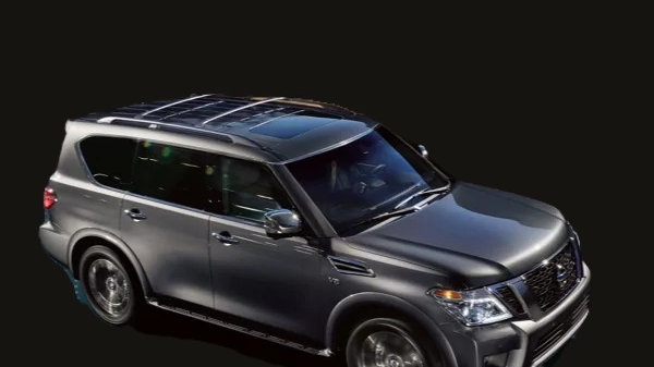 Buy or Lease a 2020 Nissan Armada