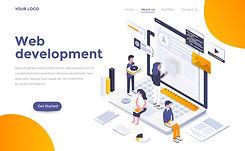 Web Development example by dragan jakovl