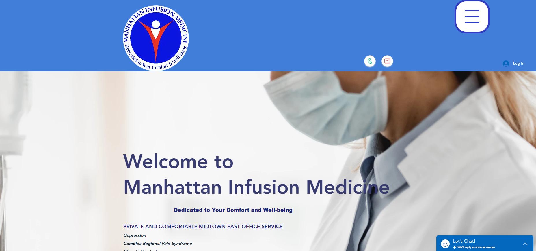 Manhattan Infusion Medicine