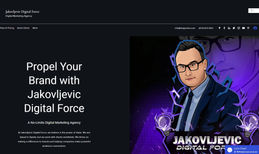 Dragon WiX Jakovljevic Digital Force is a marketing firm that...